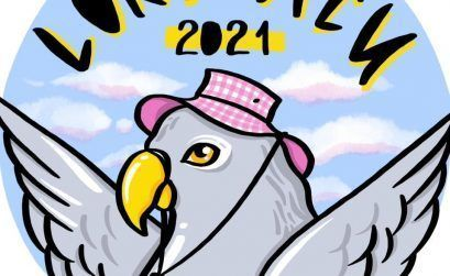 Logo oficial del Loro Facu 2021