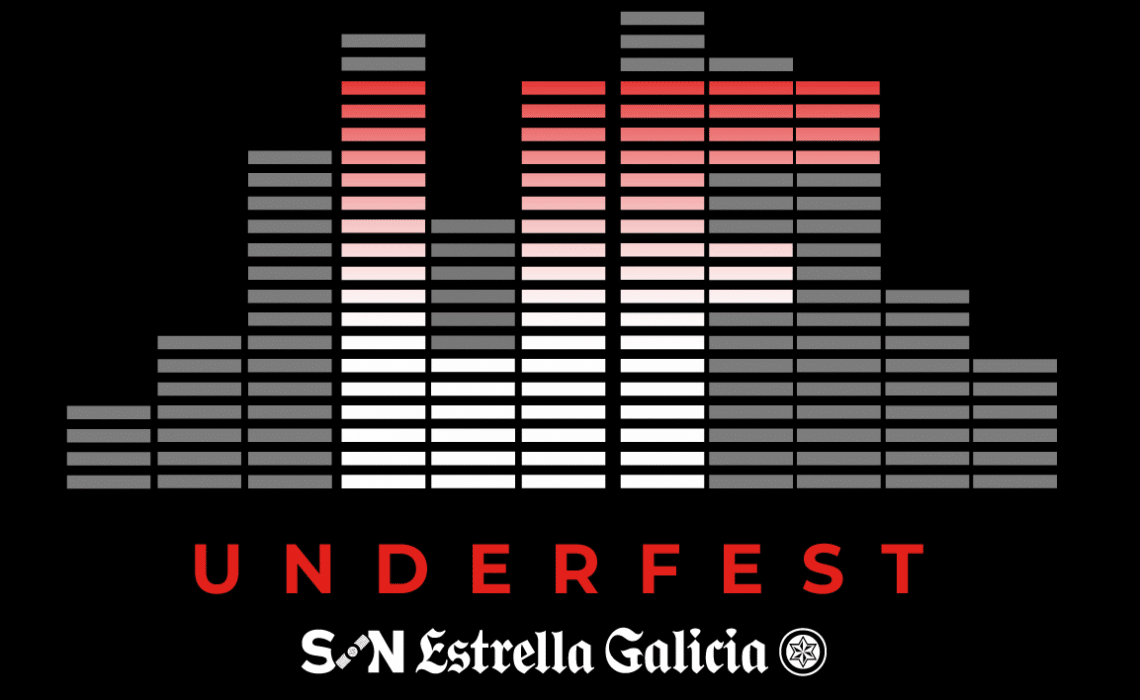 Logo del Underfest 2021